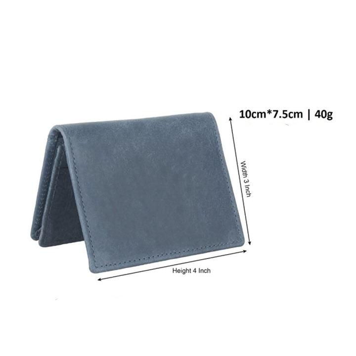 Bi fold card holder 2a